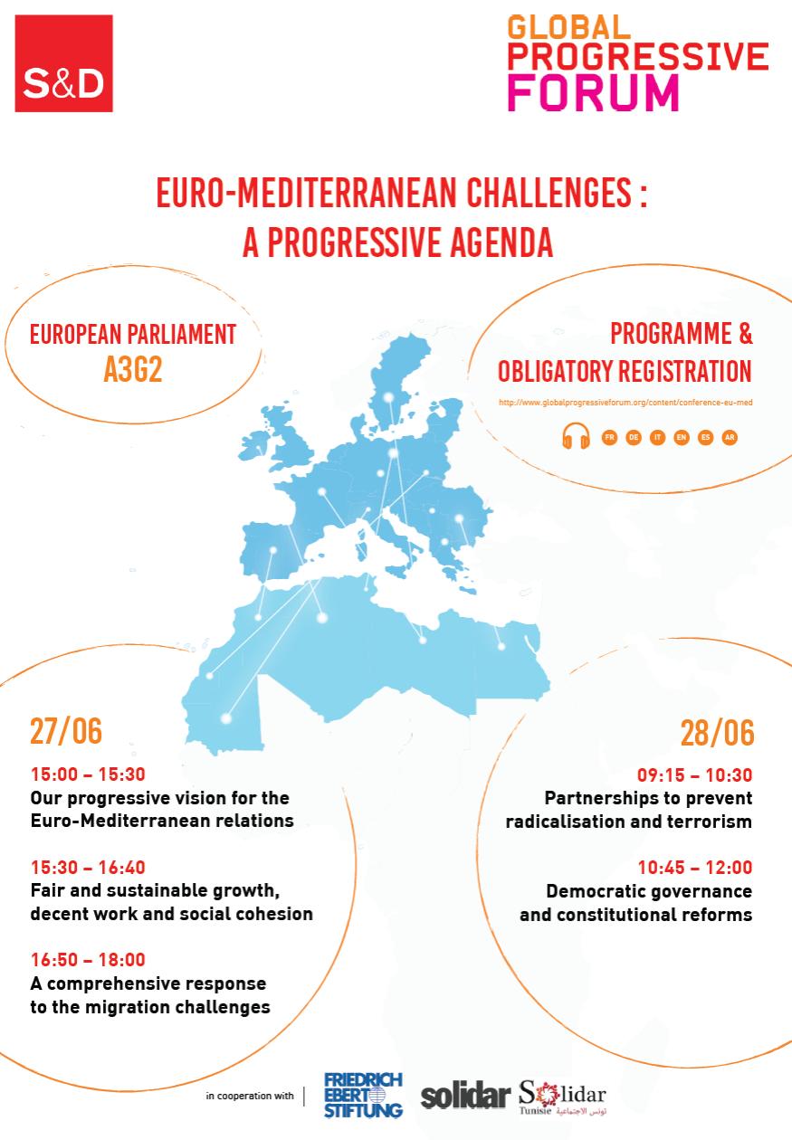 Euro-Mediterranean cooperation_ A progressive agenda