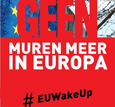 Geen Muren Meer in Europa - #EUWakeUp