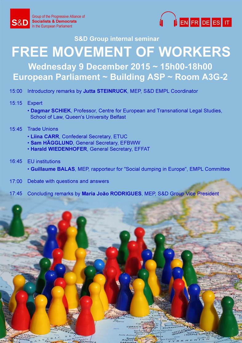 Free movement of workers definition of marriage