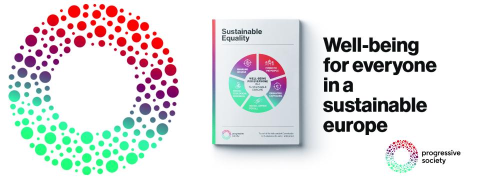 Progressive Society Sustainable Equality Report