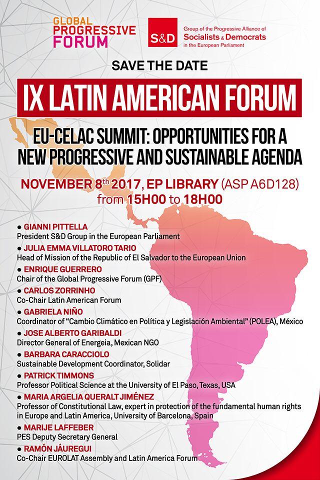 Latin American Forum