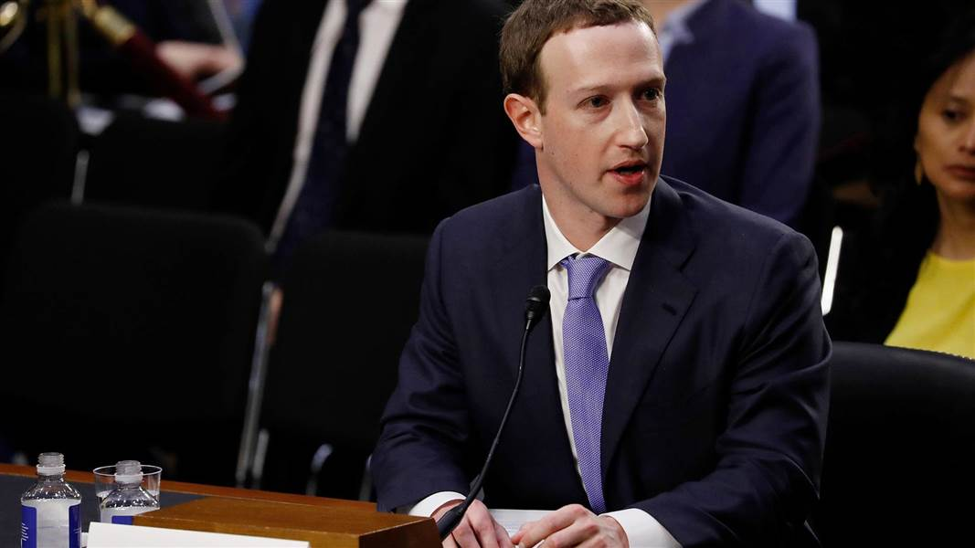 Mark Zuckerberg data protection facebook scandal