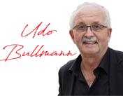 Président du Groupe S&D Udo Bullmann
