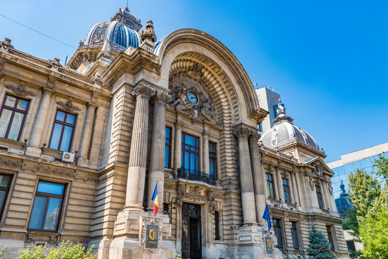 Romania Parliament