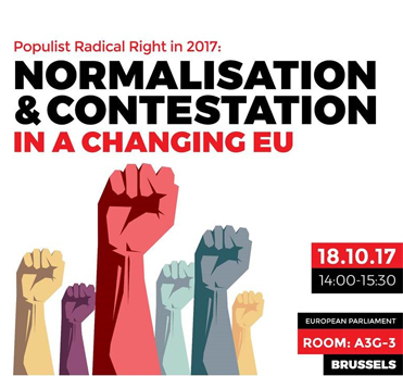 S&D Conference 'Populist Radical Right in 2017'