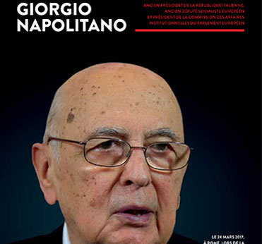 Napolitano Rome Publication