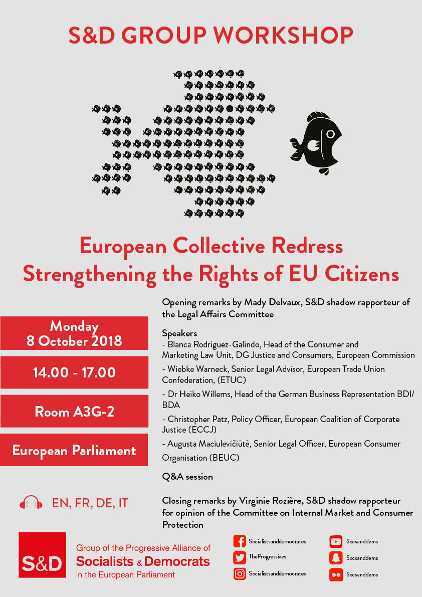 European Collective Redress - Strengthening the Rights of EU Citizens