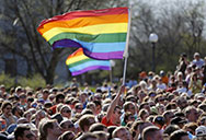 Stronger rights for LGBTI people