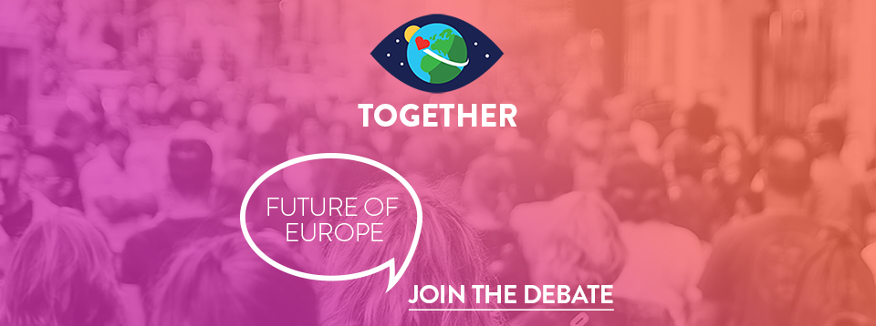 #EuropeTogether in Valencia: Investing in Europe. Investing in people - The Future of the EU Cohesion Policy, #EuropeTogether, Isabelle Thomas, Catiuscia Marini,