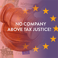 Tax Justice - all companies must pay