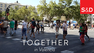 Together in Valencia