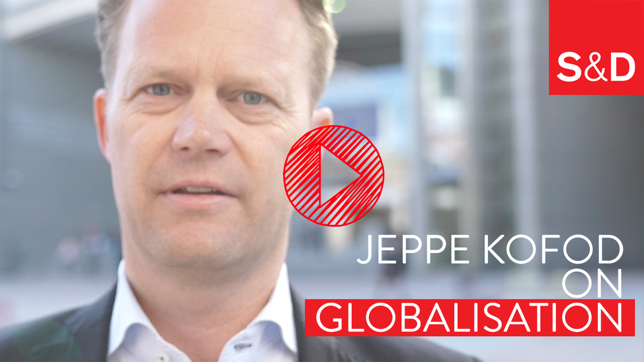 thumbnail for globalisation video with Jeppe Kofod