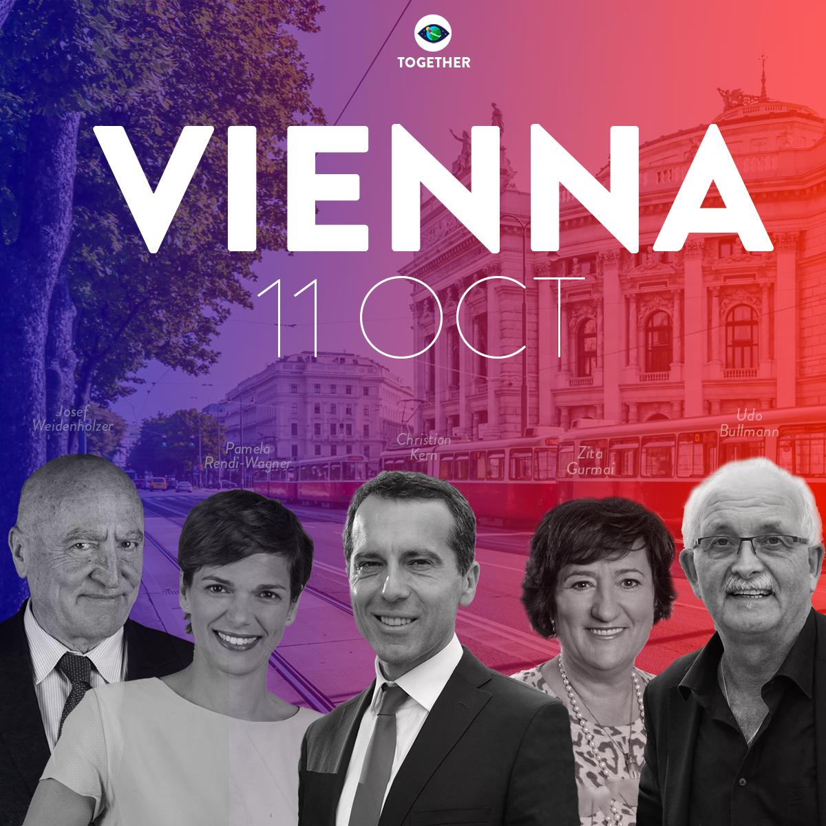 Vienna Together Speakers