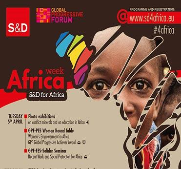 Africa Week April 2016