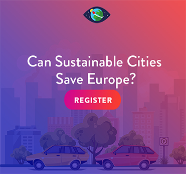 #EuropeTogether city festival  - What if sustainable cities can save Europe?