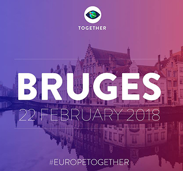 Together Event in Bruges 22 Feb 2018