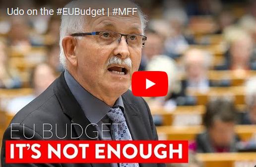 Udo Bullmann, EU budget video vignette