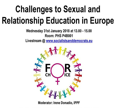 Challenges to Sexual and Relationship Education in Europe