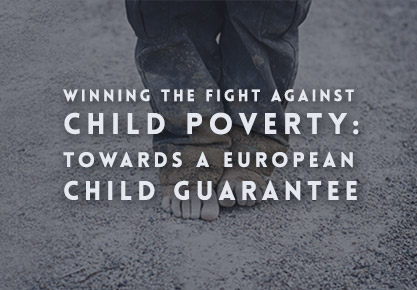 Investing in children is investing in our future, child guarantee to lift children out of poverty, Maria João Rodrigues, social inequalities, Jutta Steinruck, social exclusion, Vilija Blinkevičiūtė,