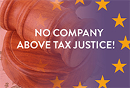 gavel eu flag all should pay taxes