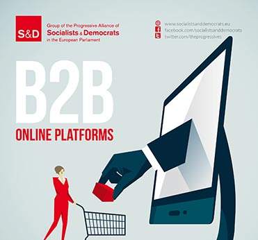 "S&D conference on the ""Online platforms"""