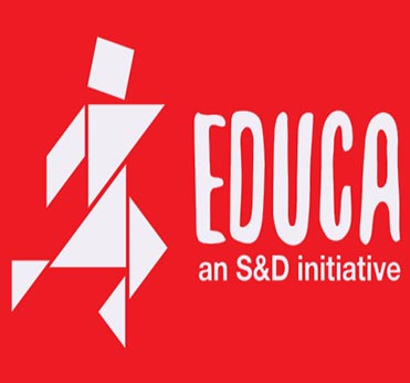 S&D Group launches EDUCA initiative – Increase funding for education to 4% internationally, S&D Gianni Pittella, Linda McAvan, Silvia Costa, #EDUCA, EDUCA, education in conflict-affected countries, EU's humanitarian aid spending on education rising from 2