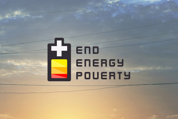 end energy poverty battery and electric wires