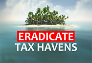 island and tree and eradicate tax havens under it