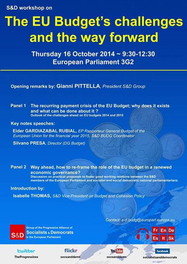 The EU Budget's Challenges and the Way Forward