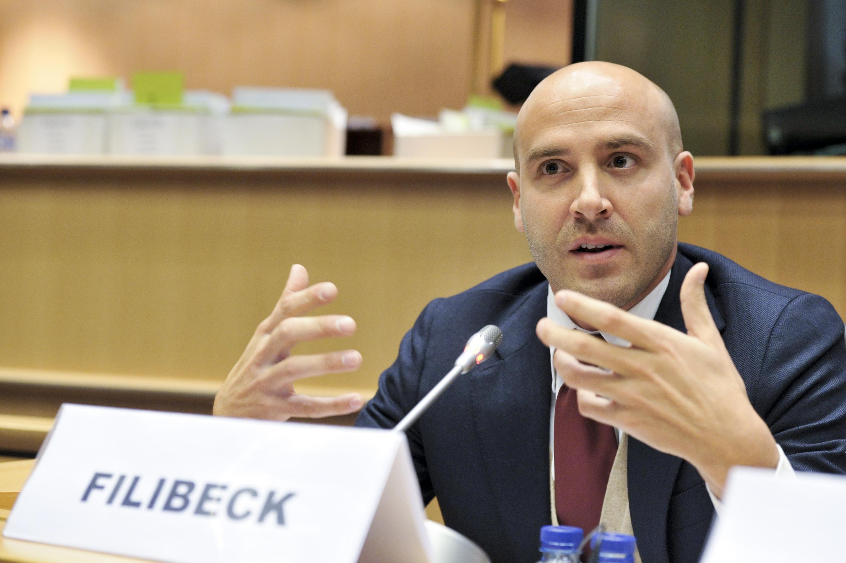 PES Deputy Secretary General Giacomo Filibeck