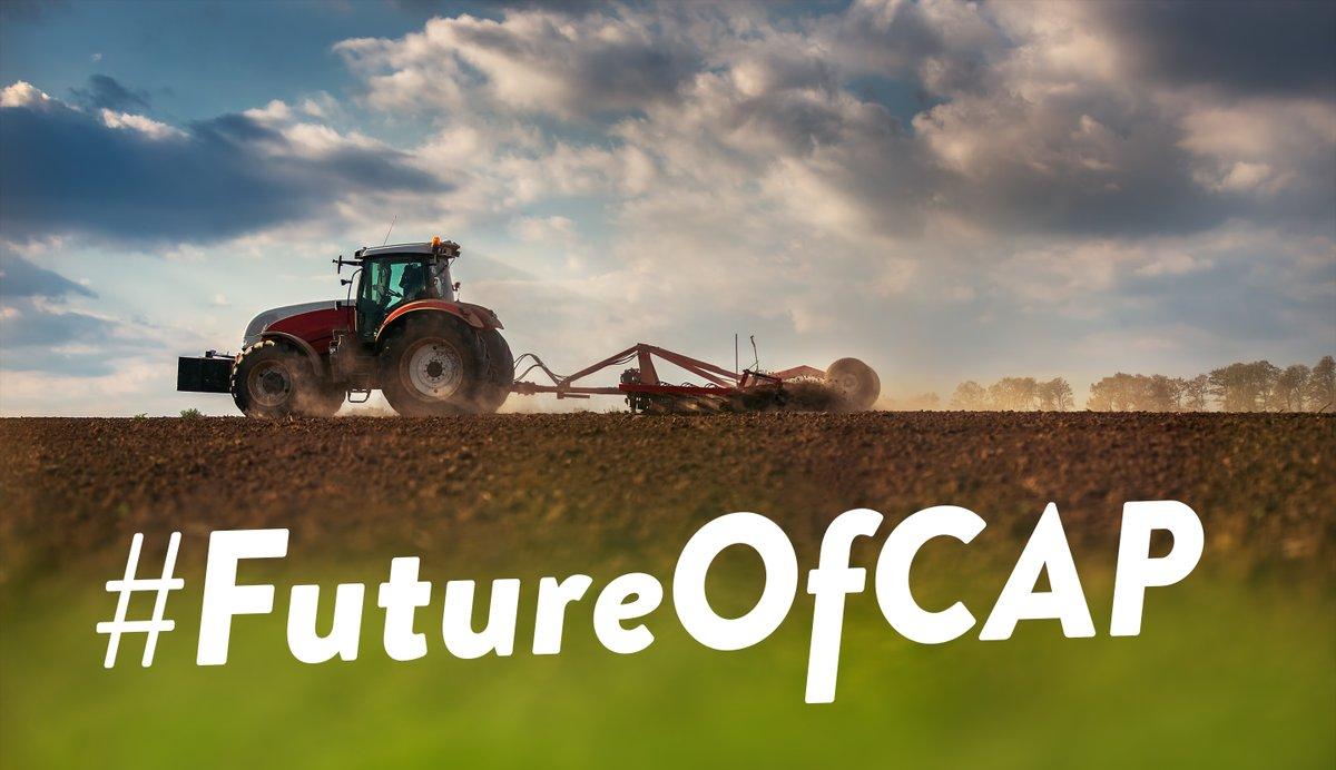 future of CAP agriculture tractor farm