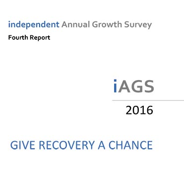 iAGS 2016 - independent Annual Growth Survey - Fourth Report