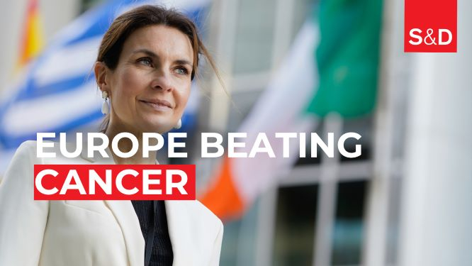 World Cancer Day video with Alessandra Moretti