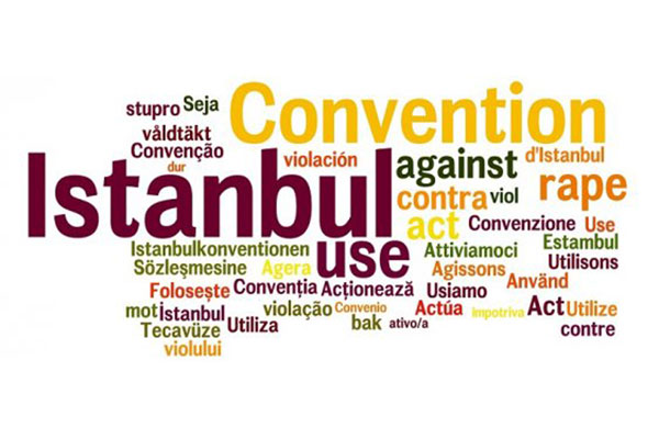 Istanbul Convention - words