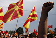 The people of FYR Macedonia deserve more democracy, say S&D participants in Skopje protest, Fleckenstein, Howitt, Kumanovo, terrorist attack, Sergei Stanishev,