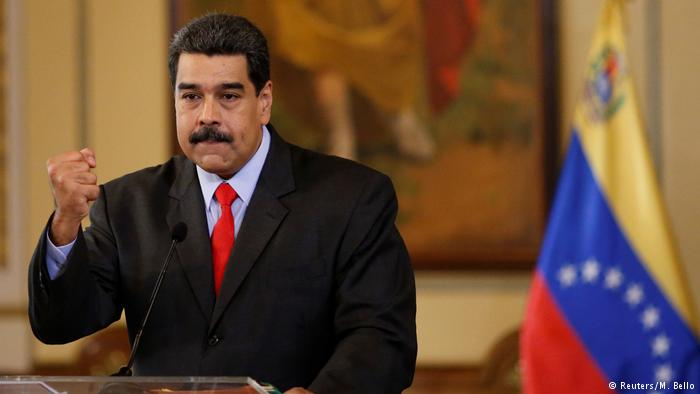 President Maduro wins Venezuelan elections 20 May 2018