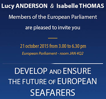 S&D Conference: Develop and Ensure the Future of European Seafarers