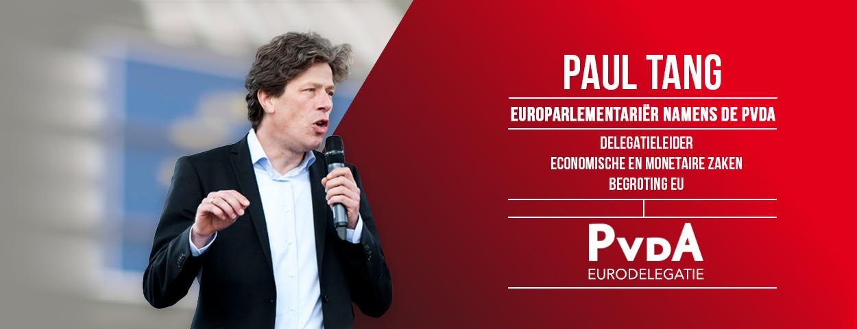 Paul Tang MEP