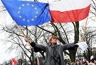Pittella: Poland must respect EU values and principles. No exceptions allowed,  Pittella, Constitutional Court and the rising State control over the media in Poland, Warsaw, EU principles and values,
