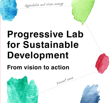 Title: Progressive Lab for Sustainable Development: From vision to action