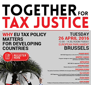 Together for tax justice
