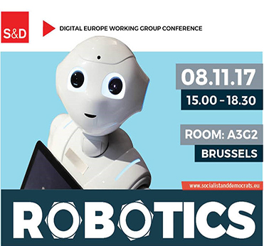 S&D Group - Digital Europe Working Group - Robotics.