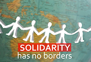 solidarity has no borders refugees migrants