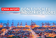 S&Ds call on member states to step up their ambition in fighting unfair trade practices to save European jobs, Emmanuel Maurel MEP, China, social, environmental and tax dumping, Alessia Mosca, MEP, World Trade Organisation (WTO),