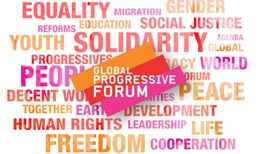 Sidebar Global Progressive Forum