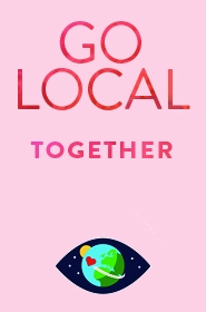 Go local - Where would you go - landing page