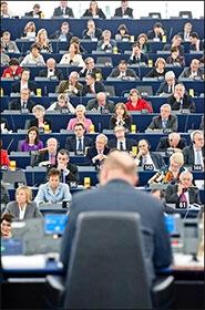 People in plenary