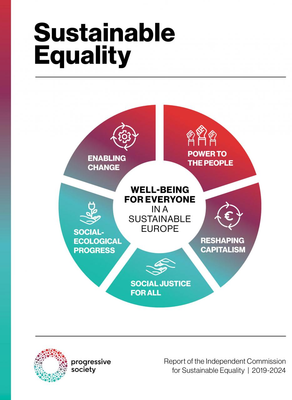 Summary - Report of the Independent Commission for Sustainable Equality | 2019-2024