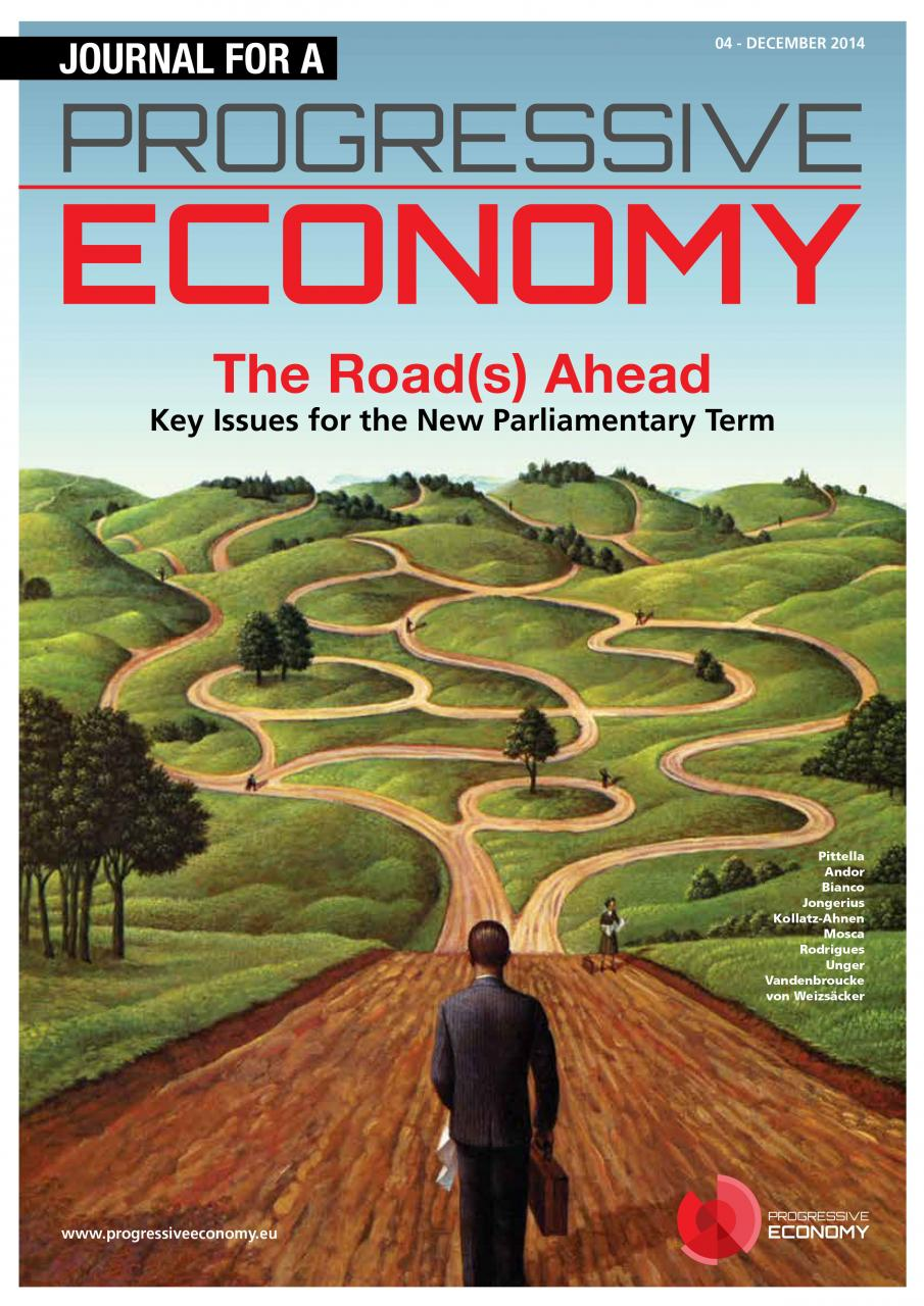 Journal for a Progressive Economy - The Road(s) Ahead
