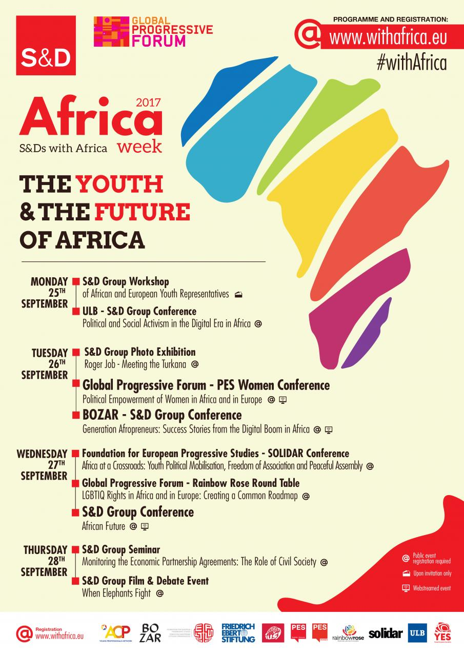 S&Ds Africa Week - The Youth and the Future of Africa